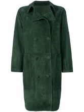 Golden Goose Deluxe Brand | двубортное пальто 'Nives' | Clouty