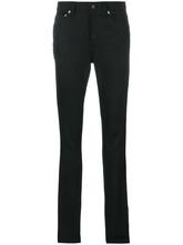 SAINT LAURENT | джинсы скинни с вышивкой  Saint Laurent | Clouty