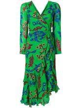 Etro | платье с цветами Etro | Clouty