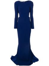 Stella McCartney | креовое длинное платье  Stella McCartney | Clouty