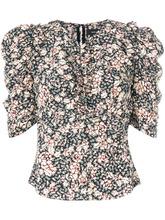 Isabel Marant | топ с цветочным принтом Isabel Marant | Clouty
