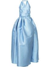 Alexis Mabille | расклешенное платье с открытой спиной Alexis Mabille | Clouty