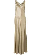Alberta Ferretti | удлиненное платье без застежки Alberta Ferretti | Clouty
