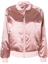 FILA | стеганая куртка-бомбер Fila | Clouty