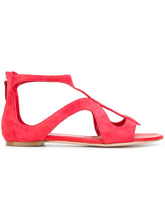 Alexander McQueen | сандалии с ремешками Alexander McQueen | Clouty