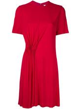 GIVENCHY | платье с присборенной деталью | Clouty