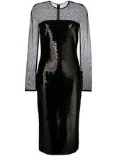 Tom Ford | платье-миди по фигуре Tom Ford | Clouty