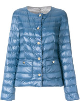 Herno | куртка-пуховик кроя слим Herno | Clouty