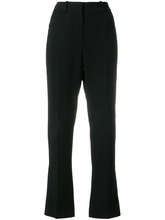 GIVENCHY | зауженные к низу брюки с высокой талией Givenchy | Clouty