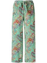 "Etro | брюки с узором ""пейсли"" Etro | Clouty"