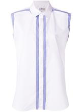 Maison Margiela | рубашка с полосатыми панелями Maison Margiela | Clouty