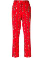 Etro | брюки узкого кроя с принтом цирка Etro | Clouty