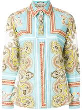 Etro | рубашка с длинными рукавами с принтом Etro | Clouty
