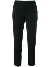 Chloé   укороченные брюки со складками  Chloe   Clouty
