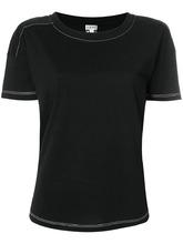 Loewe | футболка с контрастной строчкой Loewe | Clouty
