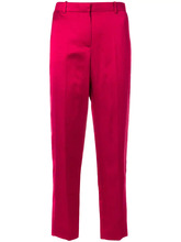 GIVENCHY | зауженные брюки с завышенной талией Givenchy | Clouty