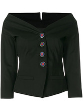 Etro | пиджак с отделкой на пуговицах  Etro | Clouty