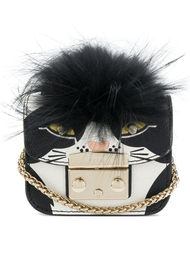 4db16659bce8 Мини сумка  Metropolis Jungle  Furla CL000019170756 купить за 10219р