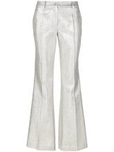 P.A.R.O.S.H.   текстурные брюки узкого кроя P.A.R.O.S.H.   Clouty