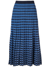 Derek Lam 10 Crosby | Pleated Check Skirt | Clouty