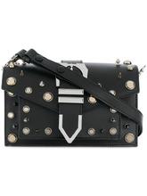 Versus | сумка 'Iconic' с заклепками Versus | Clouty