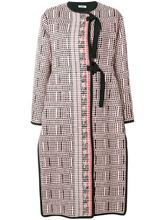 JIL SANDER | пальто с плетеным дизайном Jil Sander | Clouty
