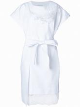 Ermanno Scervino | кружевное платье с вырезом  Ermanno Scervino | Clouty