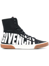 GIVENCHY | хайтопы с принтом-логотипом  Givenchy | Clouty