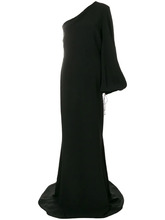Stella McCartney | платье 'Kate' из крепа Stella McCartney | Clouty