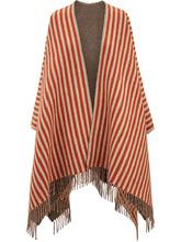 FENDI | striped poncho Fendi | Clouty