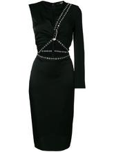 Versus | платье с люверсами Versus | Clouty
