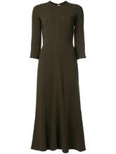 Victoria Beckham | расклешенное платье с панельным дизайном Victoria Beckham | Clouty