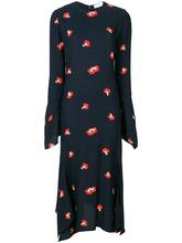 Victoria Beckham | платье с цветочным принтом Victoria Beckham | Clouty
