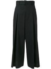 Etro | укороченные широкие брюки  Etro | Clouty