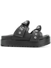 Alexander McQueen | сандалии на платформе Alexander McQueen | Clouty