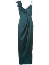 Shona Joy | длинное платье с оборками Shona Joy | Clouty