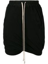 Rick Owens DRKSHDW | шорты на шнурке  Rick Owens DRKSHDW | Clouty