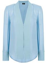 Elisabetta Franchi | рубашка с V-образным вырезом  Elisabetta Franchi | Clouty