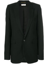 SAINT LAURENT   однобортный пиджак  Saint Laurent   Clouty