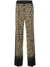 Etro | брюки с леопардовым принтом Etro | Clouty