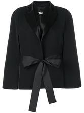 GIVENCHY | куртка с расклешенными рукавами и поясом  Givenchy | Clouty