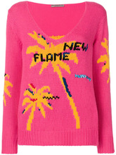 Ermanno Scervino | свитер 'New Flame' Ermanno Scervino | Clouty
