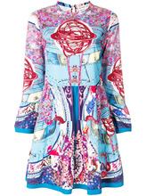 Etro | платье мини с принтом  Etro | Clouty