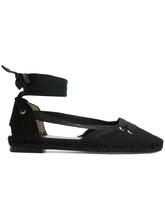 Manolo X Castaner | pointed tie up espadrilles Manolo X Castaner | Clouty