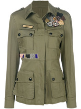 History Repeats | embellished multi-pocket jacket History Repeats | Clouty