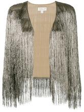 Rachel Zoe | fringed tinsel jacket Rachel Zoe | Clouty