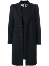 DSQUARED2 | tailored stretch coat and dress set | Clouty