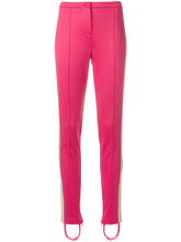 GUCCI | брюки в полоску со штрипками | Clouty