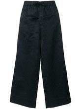 A.P.C. | широкие брюки в горох | Clouty