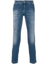 Entre Amis | укороченные джинсы узкого кроя | Clouty